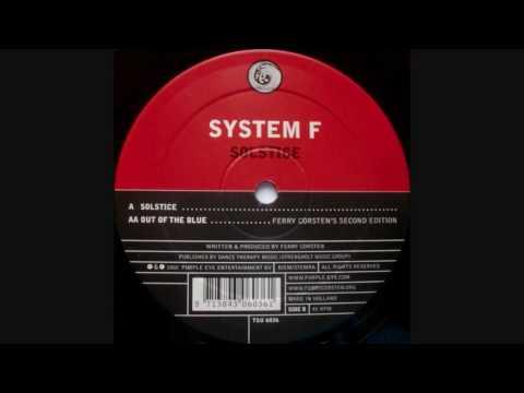 System F - Solstice (Original Extended Mix)