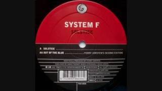 System F-Solstice (Original Extended Mix)