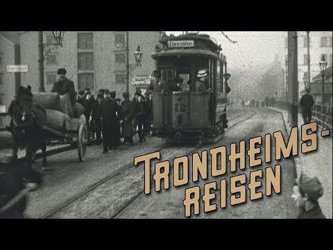 Trondheimsreisen (2018) ✔️Norsk Dokumentar | Film Trailer