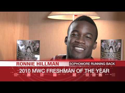Aztec Player Profile: Ronnie Hillman 08/22/11