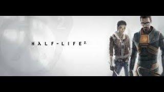 Armchair Gamer Live Stream Half Life 2