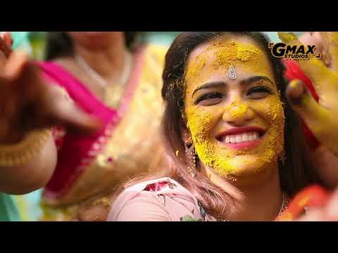 Indian Wedding Video | Haldi  Mehndi Ceremony | Wedding videography