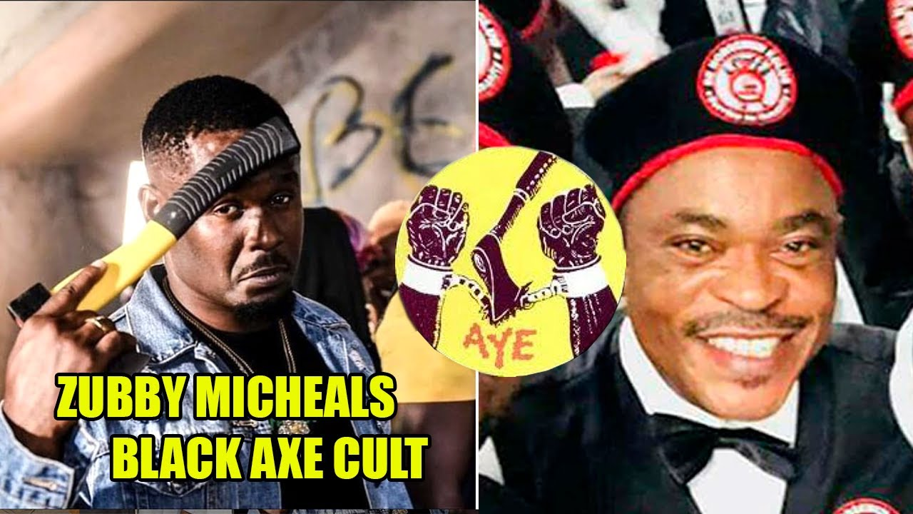 Download Zubby Micheals Is Now A BamLord/Leader Of Black Axe Cult Group