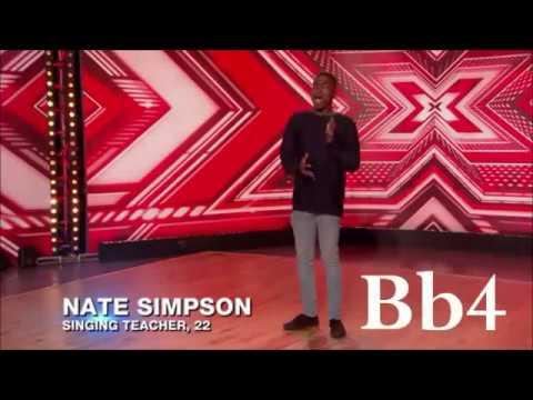 Nate Simpson - Vocal Range Live 2016 (D3 - C5 - E5)