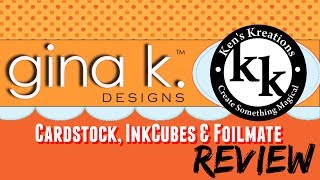 Gina K Designs Product Review