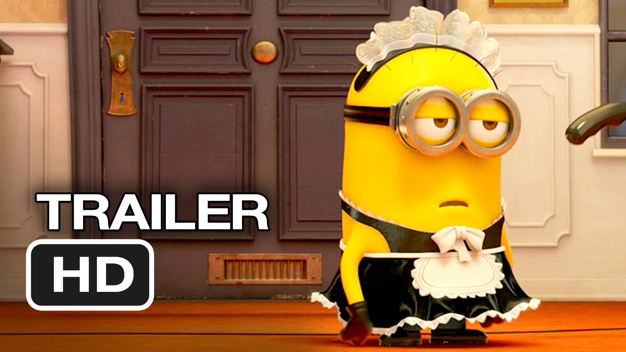 Minions Hd Wallpapers 1080p Despicable Me 2 Official Trailer 2 2012 Steve Carell