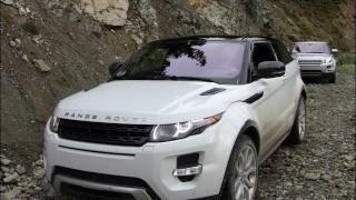 2012 Range Rover Evoque Off-Road First Drive Review