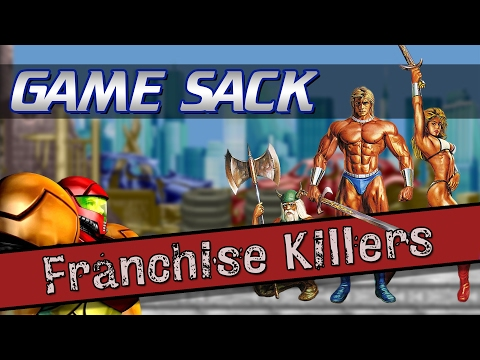 Franchise Killers - Game Sack