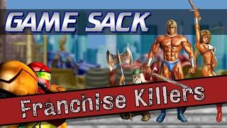 Franchise Killers - Game Sack