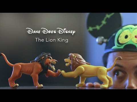 Dane Does Disney - The Lion King Song Medley