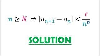 "Solution 93: Does a ""p-rapid"" Sequence Converge?"