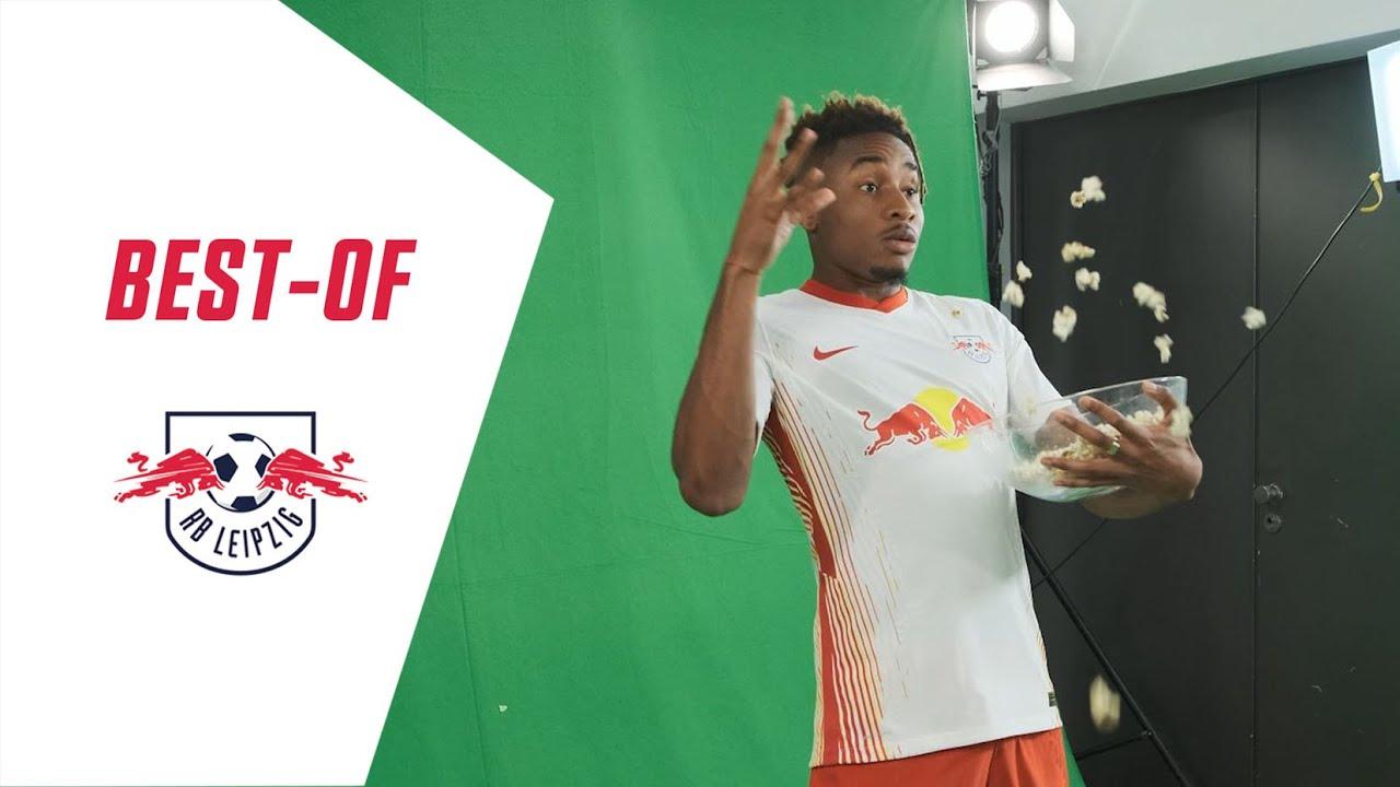 Best-of Saison-Shooting 2020/21 | RB Leipzig