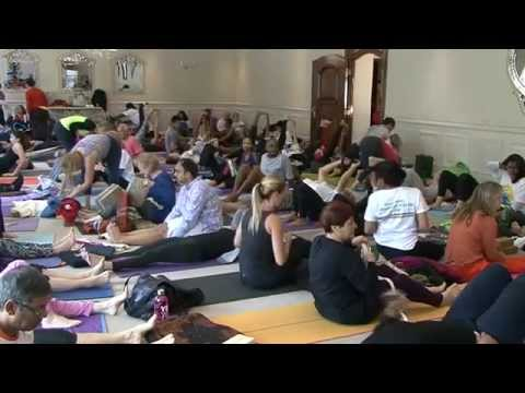 International Yoga Day Johannesburg South Africa