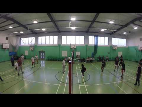 BKSC Volleyball 'A' Tournament 2016: Superstars vs Dosti Semi Final