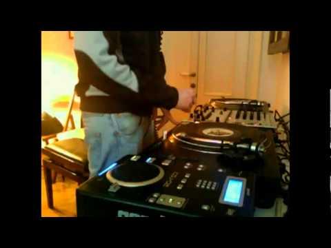 Drum and Bass (reggae) mix part 01