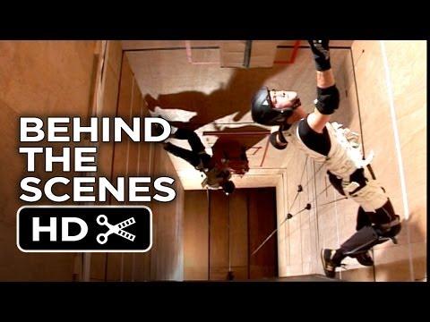 Inception Behind the Scenes - Zero Gravity (2010) Leonardo DiCaprio, Tom Hardy Movie HD