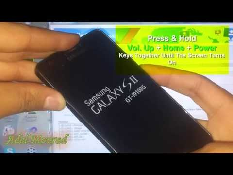 [GT-I9100G] [CWM 6] How to Install Custom Recovery Samsung Galaxy S2 SII