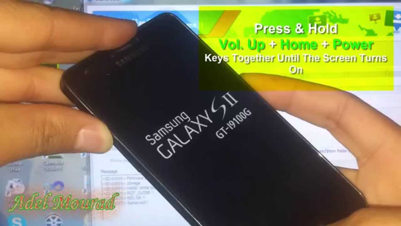 GALAXY S2 GT-I9100G USB DOWNLOAD DRIVERS