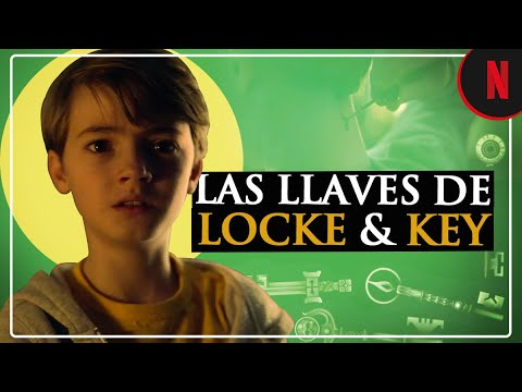 Locke Key Todas Las Llaves Glosario Youtube