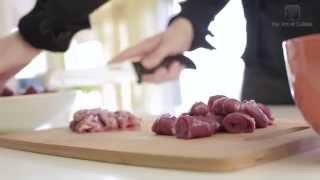 охотничий суп из куриных сердечек(Сердечки куриные -- одни из самых маленьких по размеру субпродуктов. В длину куриное сердце достигает 3-5..., 2014-05-10T19:28:17.000Z)