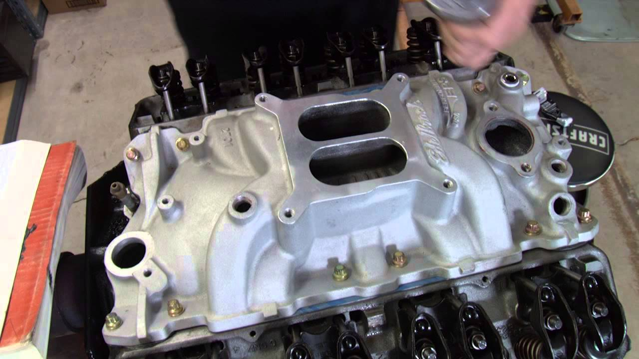 Port Fuel Injection Diagram How To Install An Intake Manifold Diy Youtube