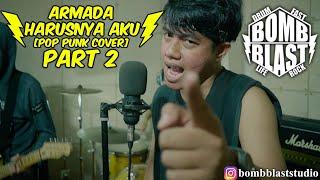 Download Lagu Armada - Harusnya Aku [Pop Punk Cover] PART 2 mp3