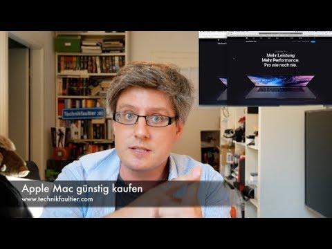 apple mac g nstig kaufen youtube. Black Bedroom Furniture Sets. Home Design Ideas