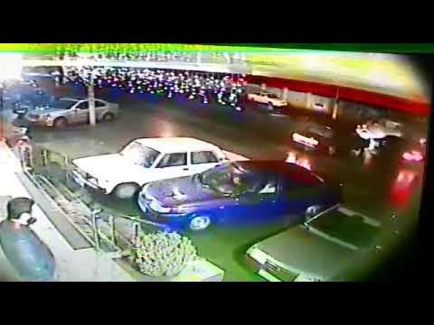 Инг ДТП Авария возле магазина Гурман  (соблюдайте ППД)