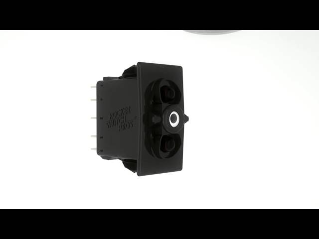 How to change a rocker switch cover (actuator)