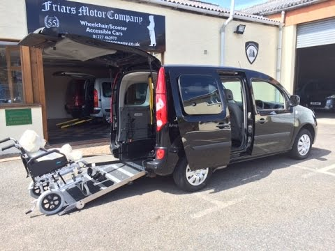 Wheelchair Accessible Cars For Sale In Kent