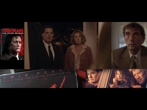"""""""TWIN PEAKS"""" (2017) - EPISODES 17 / 18 """"THE PAST DICTATES... / WHAT IS YOUR NAME?"""" (WATCHALONG)"""