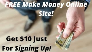 Enjeo is a free site for making money online that will allow you to earn from referrals and products. get $10 just signing up! this us...