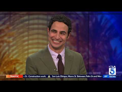 Fashion Designer Zac Posen Dishes on his Other Talent
