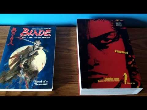 Blade of the Immortal Vs. Vagabond, Which is Better?