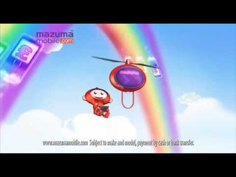 Mazuma Mobile Rainbow 2011 TV Advert | Sell Your Mobile