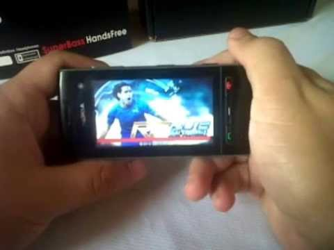 Review: Real Football 2013 on Nokia 5250