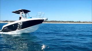Atomix 600 Series hull test by Hitech Marine WA
