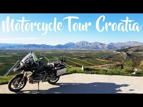 Motorcycle Tour Croatia 1/3
