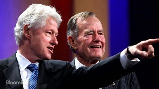 What Sparked the Clinton-Bush Friendship