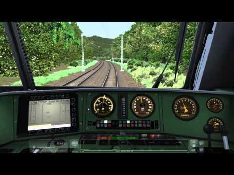 Let´s Drive: Railworks (Schöna - Dresden)