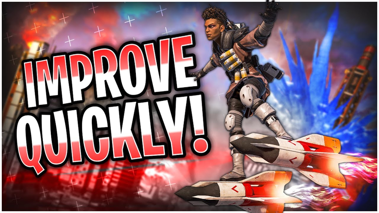 How to GET BETTER in Apex Legends Fast! (Preparing for Season 8)