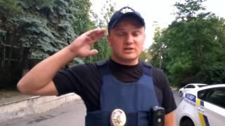 Перли львівської поліції)))
