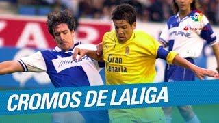 Cromos de LaLiga: Orlando Suárez