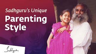 Download Lagu Parenting: How Sadhguru Nurtured His Daughter Radhe mp3