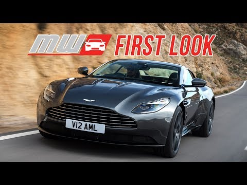 First Look: 2017 Aston Martin DB11 - Grandest Tourer