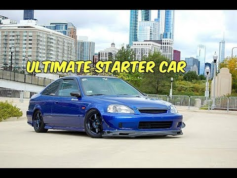 Watch This BEFORE You Buy a 1999-2000 Honda Civic SI (BEST STARTER CAR!)