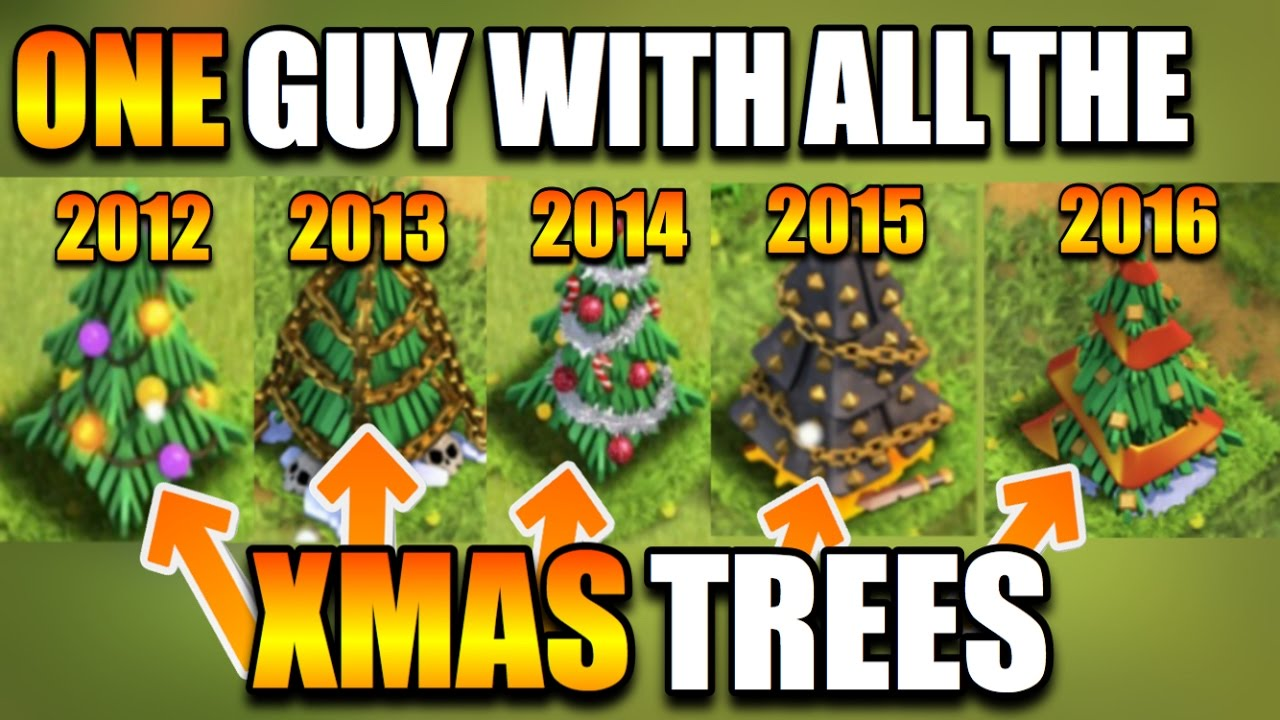 Holiday Decorations Clash Of Clans Why Santa Claus
