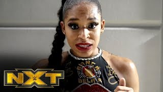Bianca Belair plans on taking the NXT Women's Title: NXT Exclusive, Jan. 15, 2020