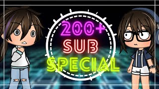 200+ sub special | Gacha Club