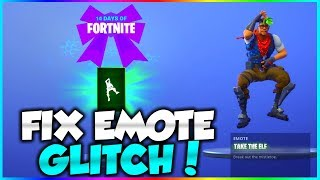 "HOW TO FIX ""TAKE THE ELF"" GLITCH! 